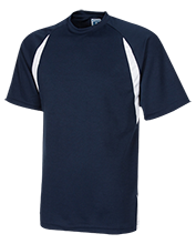 Bay Port High School Pirates Performance Dual-Colored T-Shirt Jersey