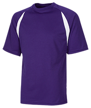 Cain Middle School Mustangs Performance Dual-Colored T-Shirt Jersey