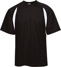 Berry Intermediate Warriors Youth Performance Dual-Colored T-Shirt Jersey