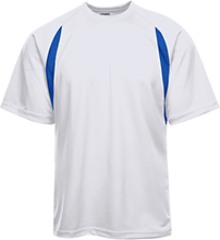 Boise Christian School School Youth Performance Dual-Colored T-Shirt Jersey