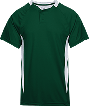 Alpena High School Wildcats 2-Button Colorblock Jersey