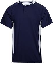 Mount Airy Mennonite Christian School School 2-Button Colorblock Jersey