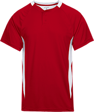 Saint Phillip Lutheran School Cardinals 2-Button Colorblock Jersey
