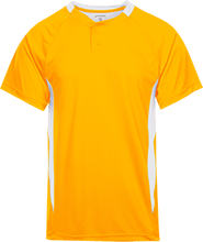 Del Val Wrestling Wrestling 2-Button Colorblock Jersey