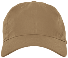 Brushed Twill Unstructured Dad Cap