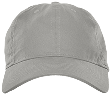 Grace Baptist School-Madison School Brushed Twill Unstructured Dad Cap