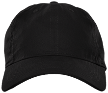 Fitness Twill Unstructured Dad Cap - Velcro