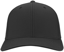 Pioneer Valley Regional School Panthers Flex Fit Twill Baseball Cap