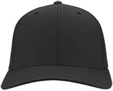 East Rockingham HS Eagles Flex Fit Twill Baseball Cap