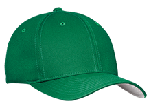 Wesley Elementary School Wildcats Flex Fit Twill Baseball Cap