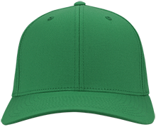 Hibbett Middle School Hawks Flex Fit Twill Baseball Cap