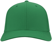 Downing School Lions Flex Fit Twill Baseball Cap