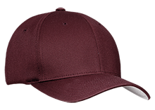 Hamilton Elementary School Wildcats Flex Fit Twill Baseball Cap
