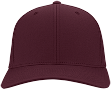 Silver Oak Academy Rams Flex Fit Twill Baseball Cap