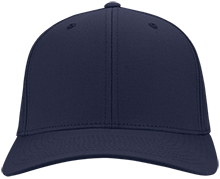 Grace Lutheran School Eagles Flex Fit Twill Baseball Cap
