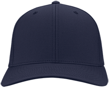 Allen High School Canaries Flex Fit Twill Baseball Cap