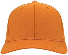 Adams Elementary School Tigers Flex Fit Twill Baseball Cap