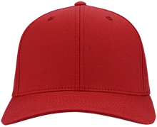Meskwaki High School Warriors Flex Fit Twill Baseball Cap