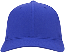 Omaha North High School Vikings Flex Fit Twill Baseball Cap