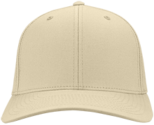 A Quinn Jones Center School Flex Fit Twill Baseball Cap