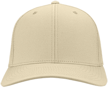 Lamont Christian School Flex Fit Twill Baseball Cap