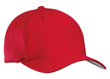 Baker Elementary School Braves Flex Fit Twill Baseball Cap