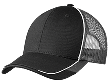 Clarinda Academy Eagles Colorblock Mesh Back Cap