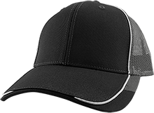 Silver Oak Academy Rams Colorblock Mesh Back Cap