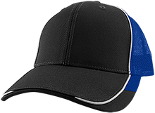 Brick Church Middle School Bears Colorblock Mesh Back Cap