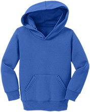 Pierce Public High School Bluejays Toddler Pullover Hoodie