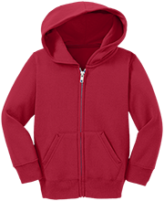 Dean Morgan Junior High School School Toddler Full Zip Hoodie