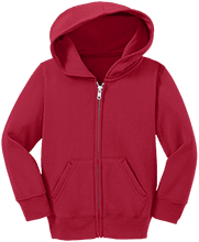 Arnold Heights Success Academy Flying Aces Toddler Full Zip Hoodie