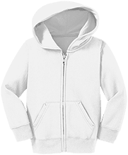Fergus Falls Middle School Otters Toddler Full Zip Hoodie