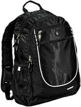 Gerald Adams Elementary School Dolphins Rugged Bookbag