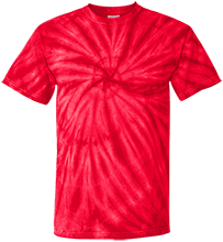 Fitness Customized 100% Cotton Tie Dye T-Shirt