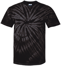 Hoover Middle School Hawks Youth Tie Dye T-shirt