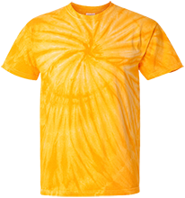 Skyvue Elementary School Golden Hawks Youth Tie Dye T-shirt