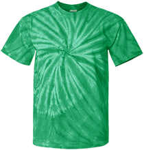 Eagle Rock Junior-Senior High School Eagles Youth Tie Dye T-shirt