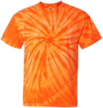 Ann G McGuinness Elementary Tigers Youth Tie Dye T-shirt