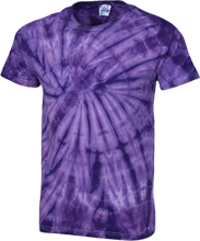 Faith Baptist Christian School School Youth Tie Dye T-shirt