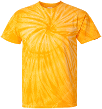 Bergman Schools Panthers Youth Tie Dye T-shirt