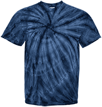 Lansing Eastern High School Quakers Youth Tie Dye T-shirt