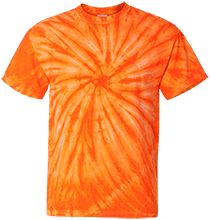 Tiger Learning Center Tigers Youth Tie Dye T-shirt