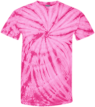 Dubuque, Univ. of School Youth Tie Dye T-shirt