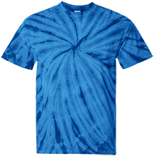 Central Academy Falcons Youth Tie Dye T-shirt