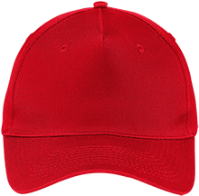 Lafayette Upper Elementary School Commodores Five Panel Twill Cap