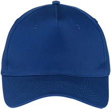 Grace Baptist Academy Conquerors Five Panel Twill Cap