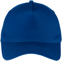 Hopewell Memorial Junior High School Vikings Five Panel Twill Cap