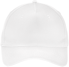 Masconomet Regional Junior Senior High Chieftians Five Panel Twill Cap