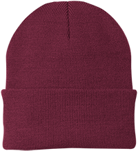 Lansingburgh High School Knights One Size Fits Most Knit Cap
